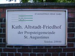 Katholischer Altstadtfriedhof Gelsenkirchen