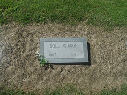 Dollie Orlena <I>Sexton</I> Gibson