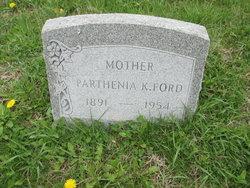 Parthenia K. Ford