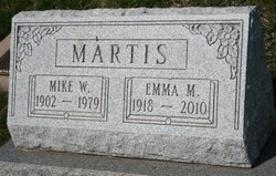 Mike W Martis