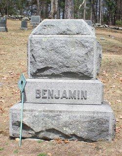 """Victoria Alexandra Regina """"Jennie/Jenny"""" <I>Meister</I> Benjamin"""