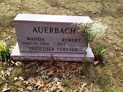 Wanda <I>Irwin</I> Auerbach