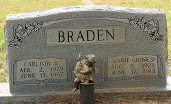 Lucille Marie <I>Scott</I> Braden