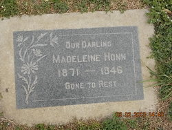 Madeline <I>Dye</I> Honn