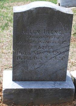 Helen Irene Frazier