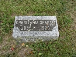 Christiana <I>Bradshaw</I> Graham