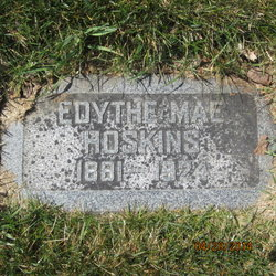 Edith Mae <I>Blue</I> Hoskins