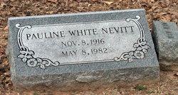 Ribia Pauline <I>White</I> Nevitt