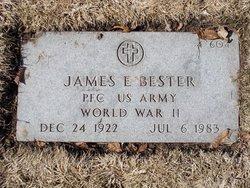 James E Bester