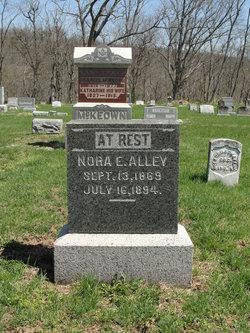 Nora E Alley
