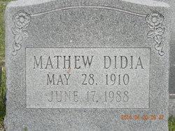 Mathew Di Dia