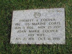 Everett A Cooper
