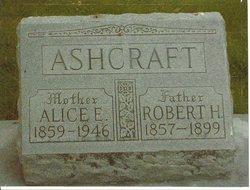 Alice E <I>Stewart</I> Ashcraft
