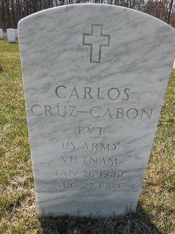 Carlos Cruz-Cabon