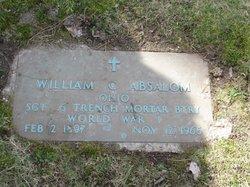 William C. Absalom