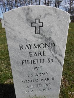 Raymond Earl Fifield, Sr