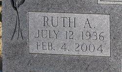 Ruth Ann <I>Hickok</I> Alquist
