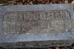 Abram Lyons Matson