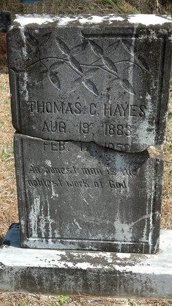 Thomas Clingman Hayes