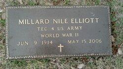 Millard Nile Elliott