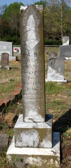Asa Barnes Collier (1858-1914) - Find A Grave Memorial