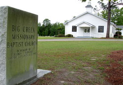 Big Creek Missionary Baptist Church Cemetery