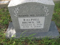 Raphel Brown, Sr