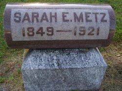 Sarah E Metz