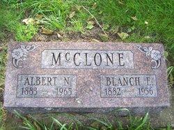 Albert N McClone