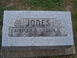 Rebecca M Jones