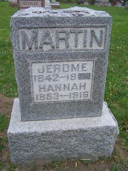 Hannah <I>Doremire</I> Martin
