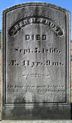 "Ebenezer Hopkins ""Eben"" Frost"