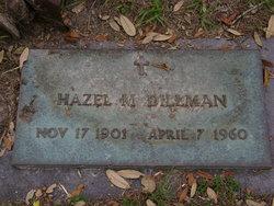 Hazel Margaret <I>Geisey</I> Dillman