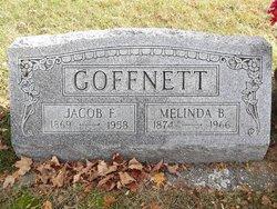 Malinda Beatrice <I>Suzor</I> Goffnett