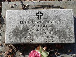 Elzie Lewis Hinkle