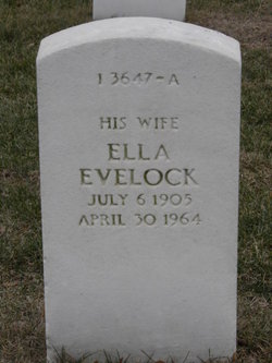 Ella Evelock Price