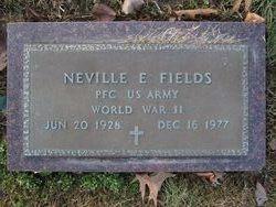 Neville Eugene Fields