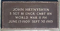 John Hrynyshyn