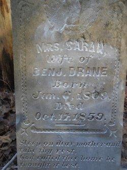 Sarah <I>Germany</I> Drane