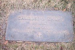Charles B Knapp