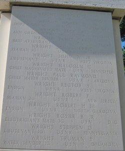 EM3 Rosier Bernard Wright Jr.