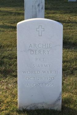 Archie Derry