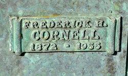 Frederick H Cornell