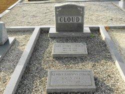 Ora Gladys <I>Giddens</I> Cloud
