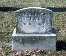 Elizabeth Jane <I>Lauther</I> Stevens