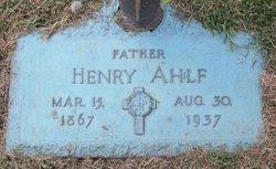 Henry Ahlf