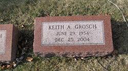 Keith Arthur Grosch
