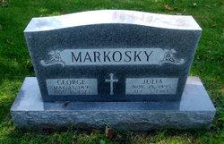 George Markosky, Sr