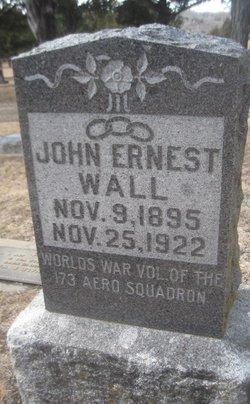 John Ernest Wall
