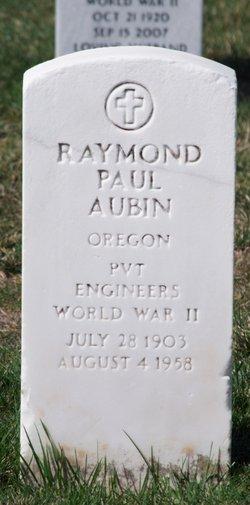 Raymond Paul Aubin